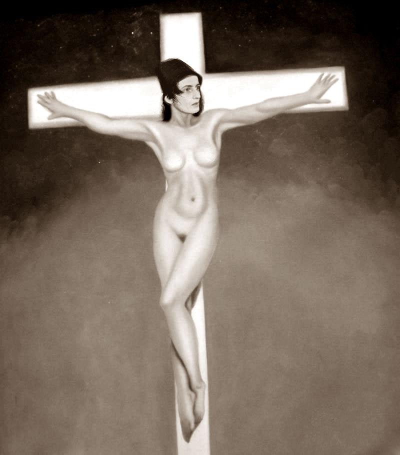 Ayn Rand Cross