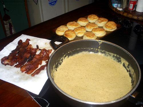 Breakfast, December 30, 2012
