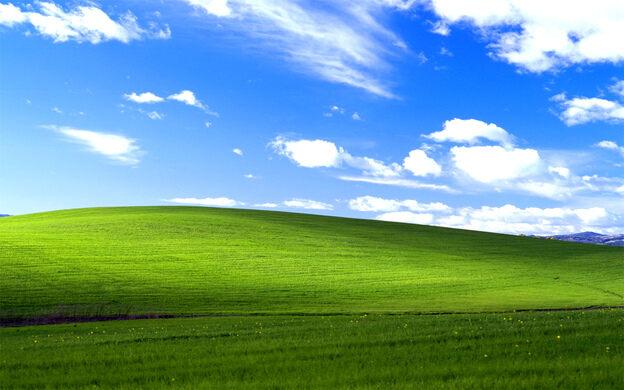 Windows XP Default Wallpaper
